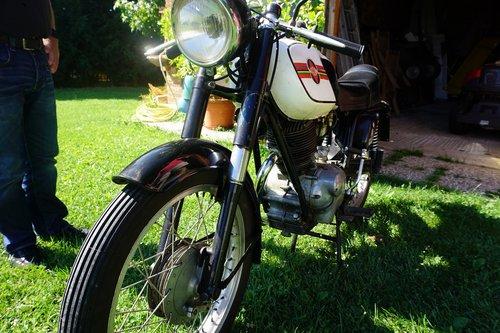 1964 Gilera Seigiorno 124 For Sale (picture 1 of 6)