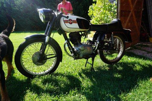 1964 Gilera Seigiorno 124 For Sale (picture 2 of 6)