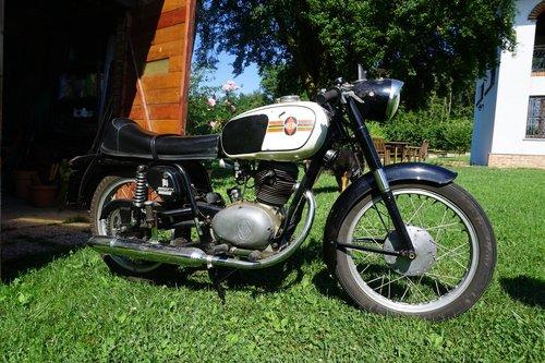 1964 Gilera Seigiorno 124 For Sale (picture 3 of 6)