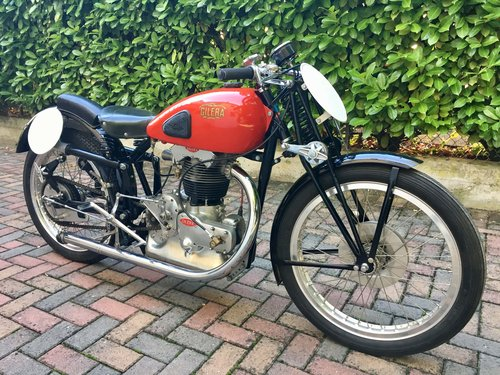 Gilera Saturno 500 Competizione 1948 For Sale (picture 1 of 6)