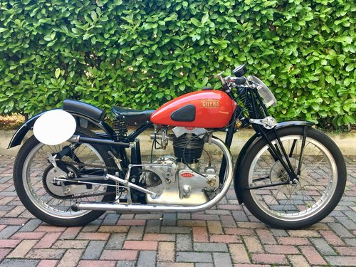 Gilera Saturno 500 Competizione 1948 For Sale (picture 2 of 6)