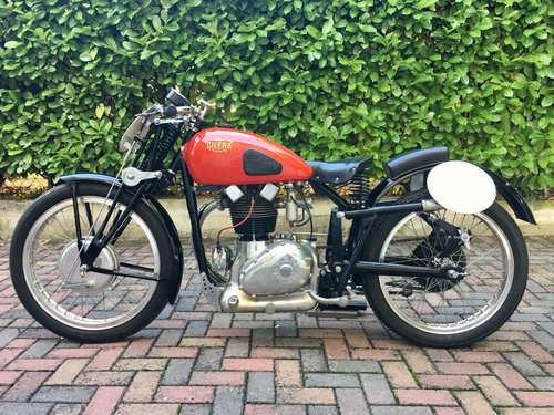 Gilera Saturno 500 Competizione 1948 For Sale (picture 3 of 6)