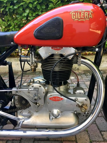 Gilera Saturno 500 Competizione 1948 For Sale (picture 5 of 6)