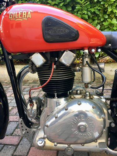 Gilera Saturno 500 Competizione 1948 For Sale (picture 6 of 6)