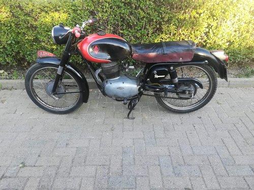 Gilera 150cc Sport - 1961 For Sale (picture 1 of 6)
