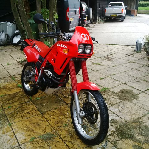 1990 Gilera RC 600 For Sale (picture 1 of 6)