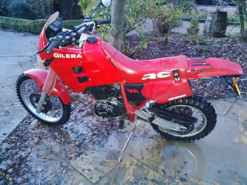 1990 Gilera RC 600 For Sale (picture 4 of 6)