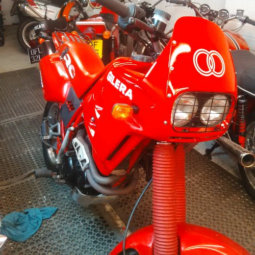 1990 Gilera RC 600 For Sale (picture 5 of 6)