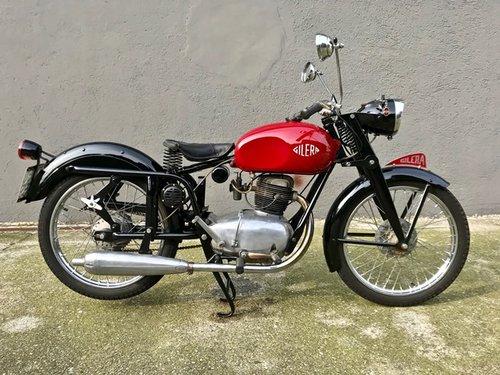 1952 GILERA 150 TURISMO SOLD (picture 1 of 6)