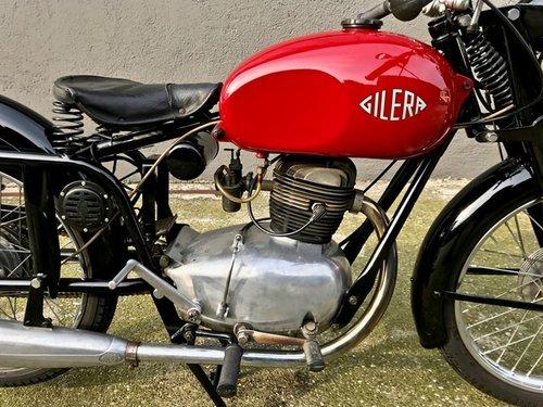 1952 GILERA 150 TURISMO SOLD (picture 2 of 6)