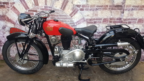 1938 Gilera VLE 500 SOLD (picture 1 of 6)