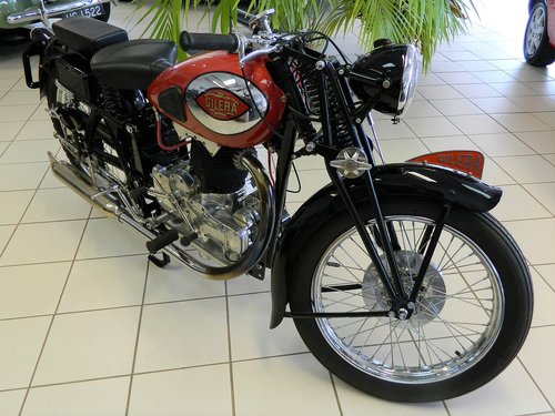 1949 GILERA SATURNO 500 For Sale (picture 1 of 6)