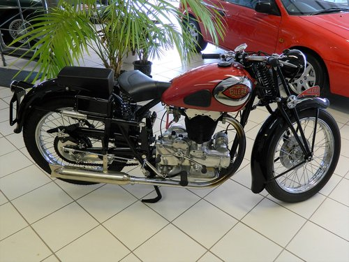 1949 GILERA SATURNO 500 For Sale (picture 2 of 6)