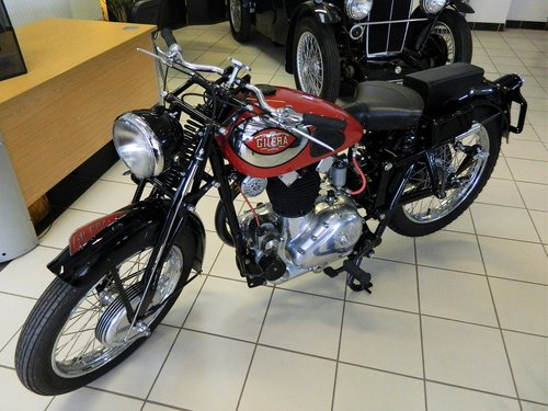 1949 GILERA SATURNO 500 For Sale (picture 3 of 6)