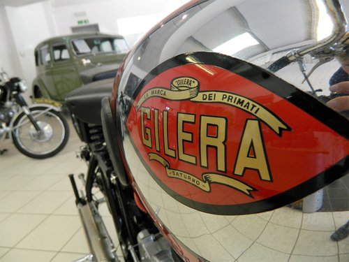 1949 GILERA SATURNO 500 For Sale (picture 6 of 6)