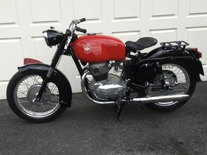 1963 GILERA B300 EXTRA – THE FIRST PARALLEL TWIN !! For Sale