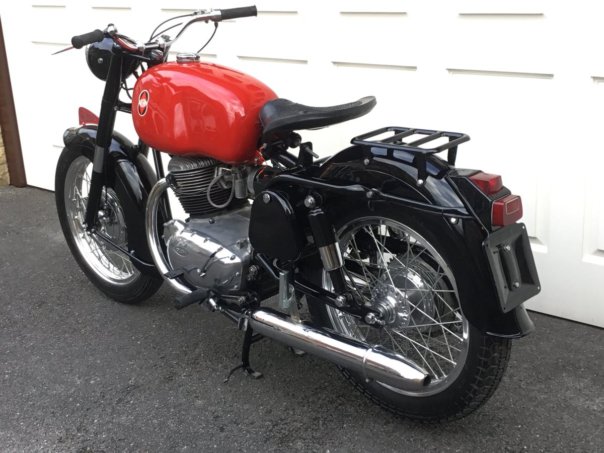 1963 GILERA B300 EXTRA – TWIN CYLINDER! (Reduced) For Sale (picture 2 of 6)