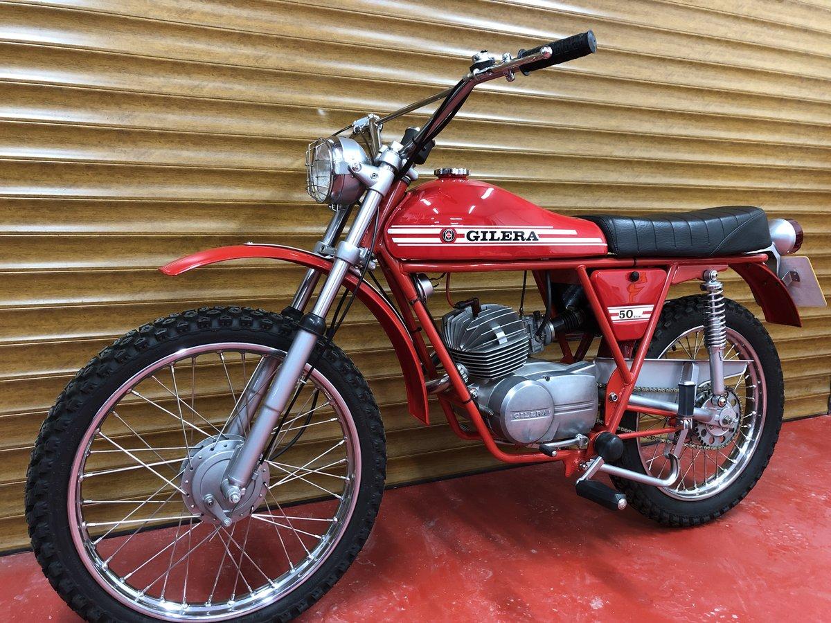 1974 GILERA TRAIL TRIAL FANTASTIC 50CC MOPED YAM FS1E ERA £5995  For Sale (picture 2 of 6)