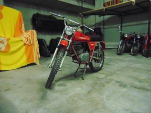 1971 Gilera 50 Trial 5V, senza documenti, manutenzione curata, c For Sale