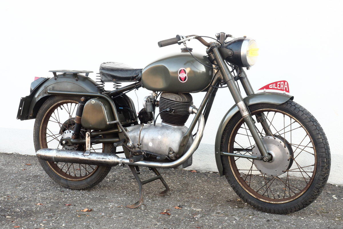 1959 Gilera 175 Militare For Sale (picture 2 of 6)