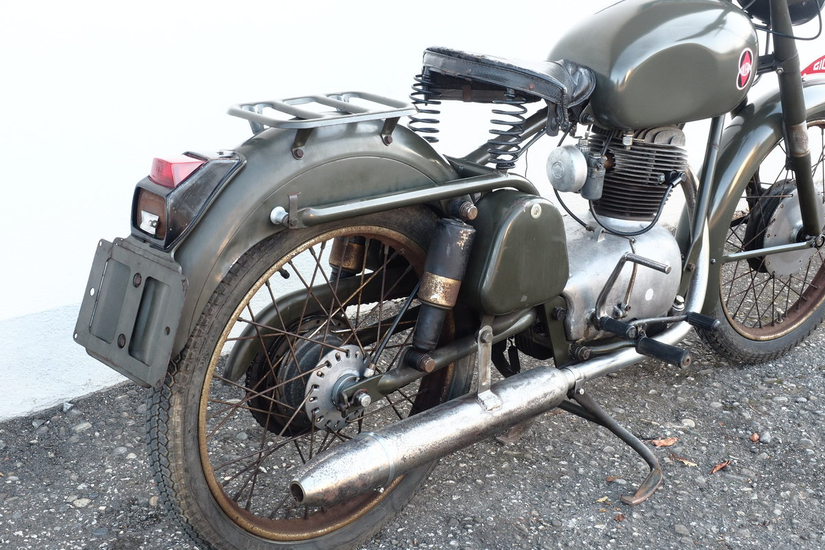 1959 Gilera 175 Militare For Sale (picture 4 of 6)
