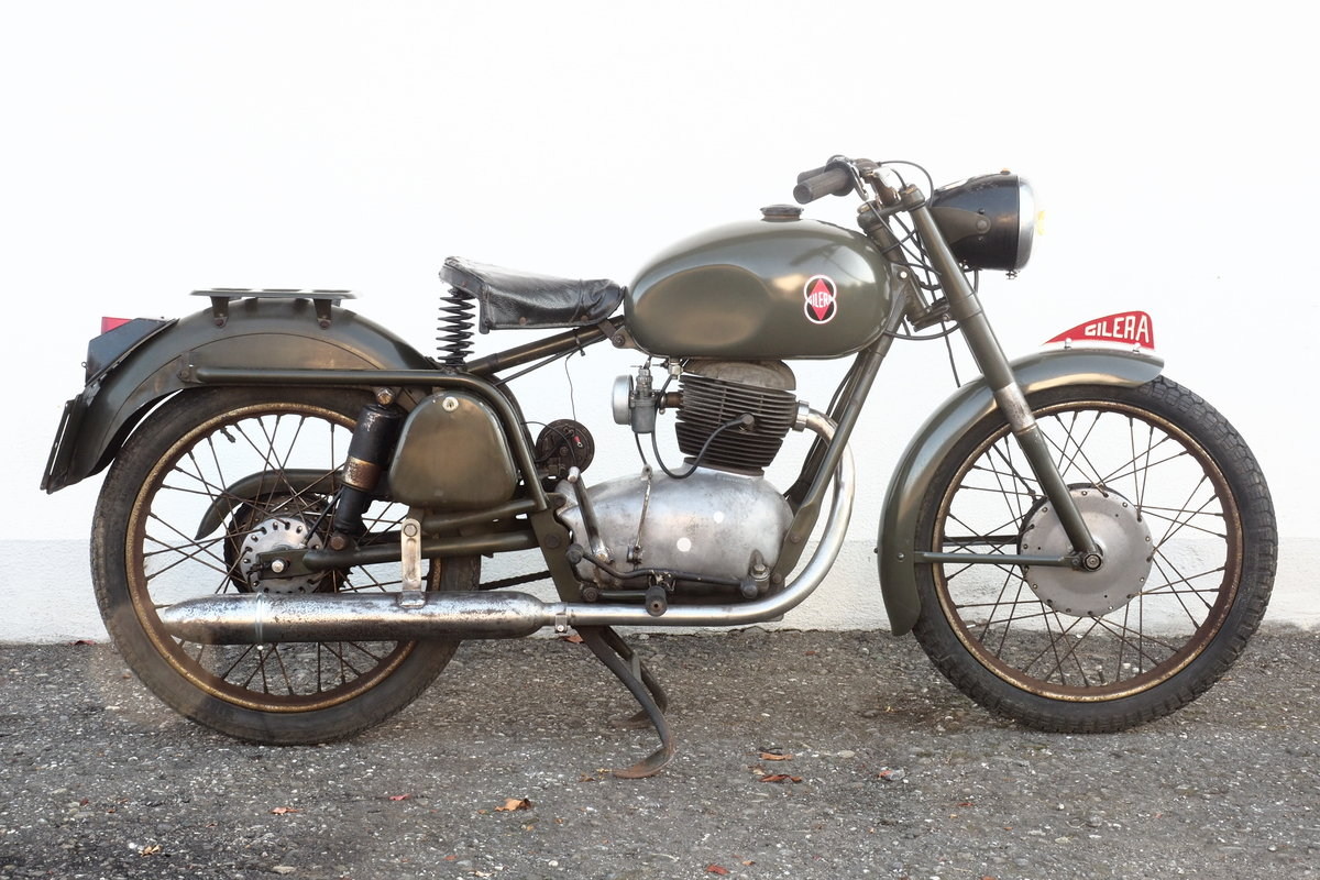 1959 Gilera 175 Militare For Sale (picture 6 of 6)