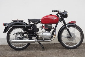 1961 Gilera 175 Extra For Sale