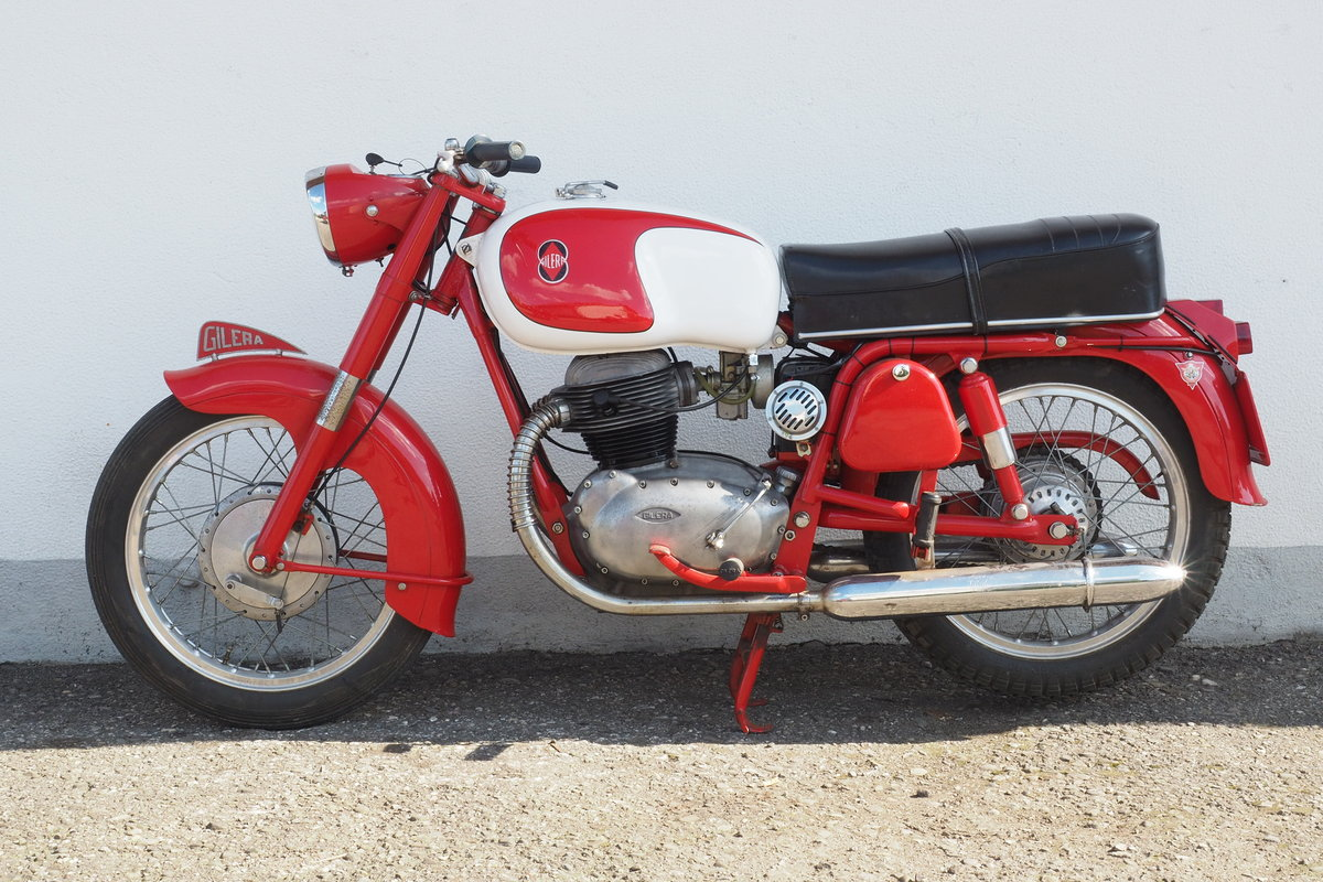 1962 Gilera 300 B Rossa Extra For Sale (picture 2 of 6)