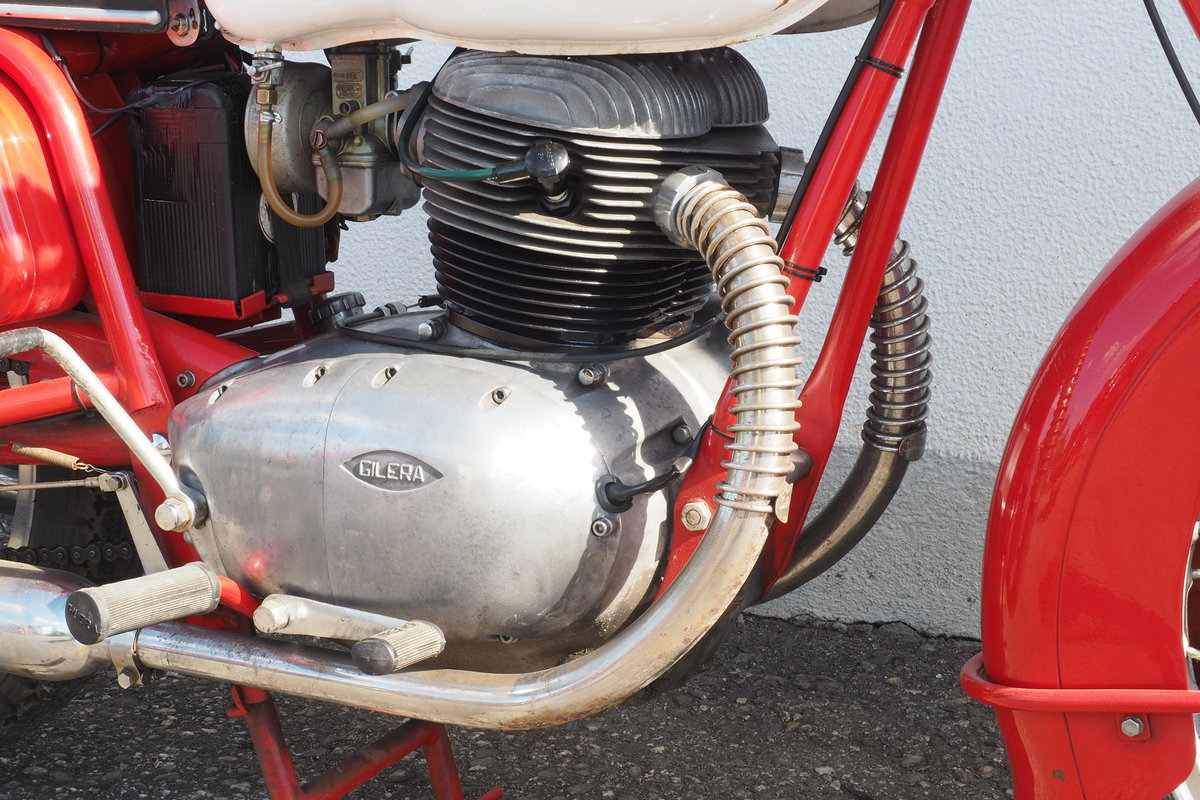 1962 Gilera 300 B Rossa Extra For Sale (picture 3 of 6)