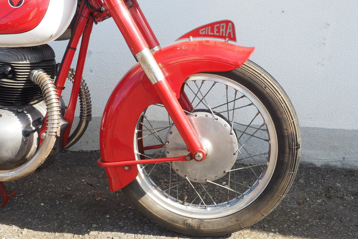 1962 Gilera 300 B Rossa Extra For Sale (picture 4 of 6)