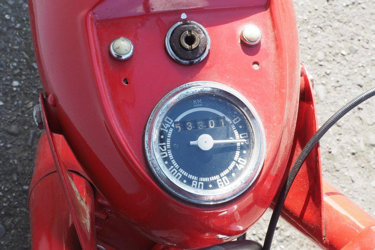 1962 Gilera 300 B Rossa Extra For Sale (picture 5 of 6)