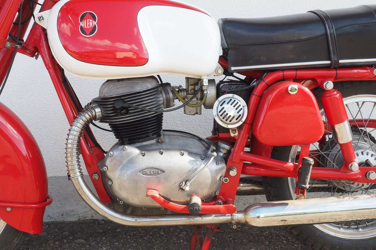 1962 Gilera 300 B Rossa Extra For Sale (picture 6 of 6)