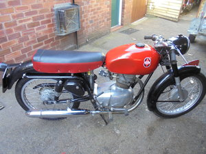 Gilera 150 sport 1955 really nice For Sale