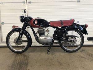 1961 Gilera 150 Sport For Sale