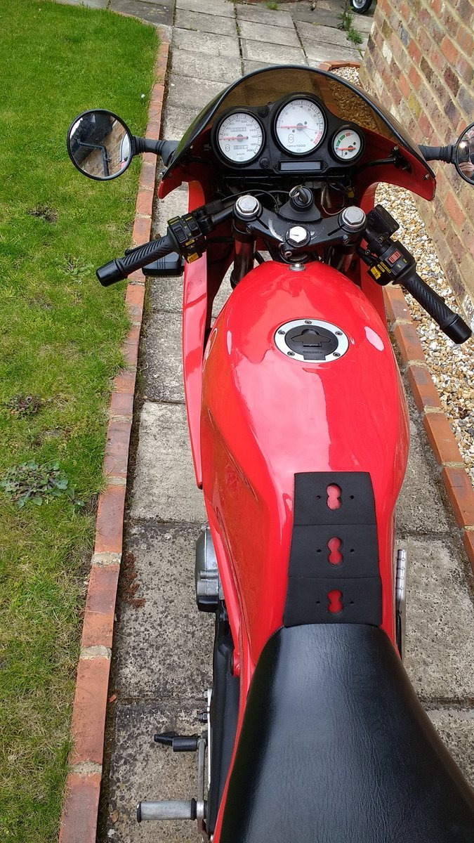 1991 Gilera Saturno Nuovo 500 For Sale (picture 5 of 6)