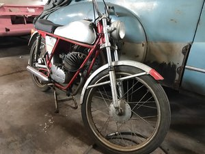 Gilera 50 Touring 1974 RESTORATION PROJECT For Sale