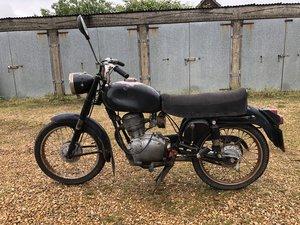 1962 Gilera 88 project Italian motorcycle  For Sale