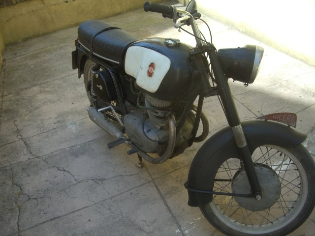 Gilera 300 extra 1967 twin For Sale (picture 1 of 6)