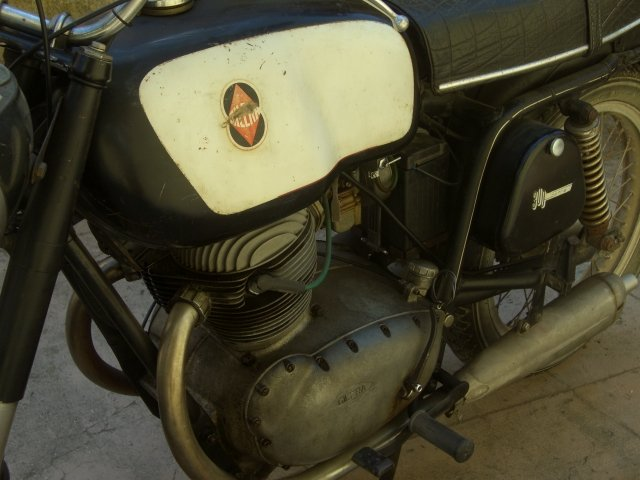 Gilera 300 extra 1967 twin For Sale (picture 3 of 6)