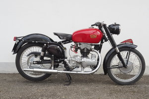 1954 Gilera 250 Nettuno Sport For Sale