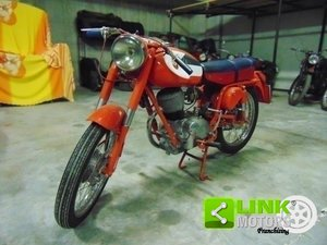 Gilera Giubileo 98, anno 1962, restauro totale, iscritta AS For Sale