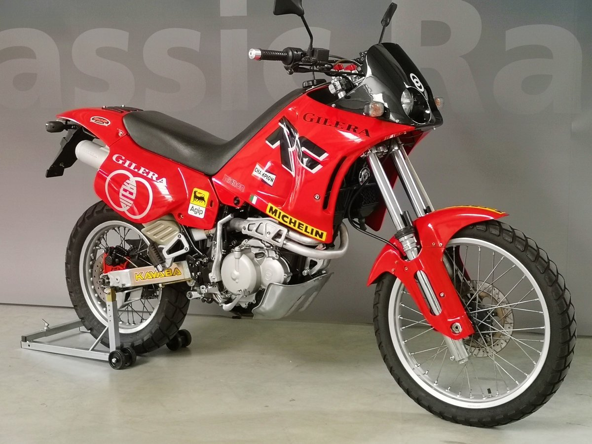 1992 Gilera RC 600 C in fantastic condition, low milage SOLD (picture 1 of 6)