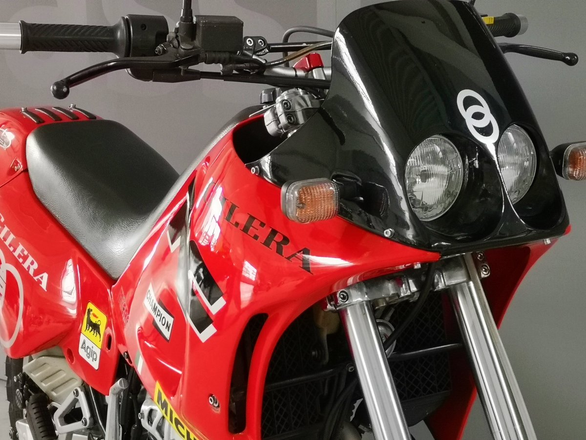 1992 Gilera RC 600 C in fantastic condition, low milage SOLD (picture 2 of 6)