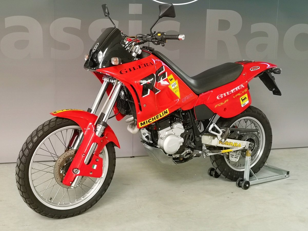 1992 Gilera RC 600 C in fantastic condition, low milage SOLD (picture 3 of 6)