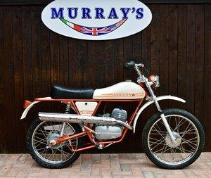 1972 Gilera trails 50cc,5v, stunning restoration For Sale