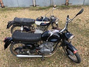 Gilera 98ss, 98 6 giorni project bike  For Sale