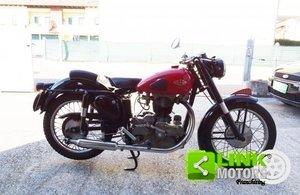 GILERA SATURNO 500 sport (1959) ex militare ISCRITTA FMI For Sale