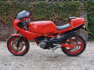1990 Gilera Nuovo Saturno Bialbero 500 only 80 km! For Sale