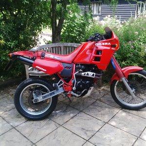 1992 Gilera RC 600