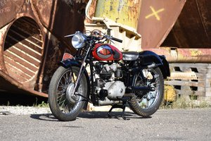 1950 Gilera Nettuno Sport 250  No reserve     For Sale by Auction